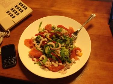 Man's Salad