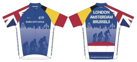 Euro City Cycle Jersey
