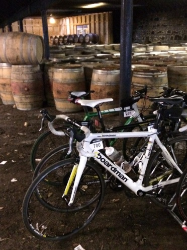 Bike with Whisky